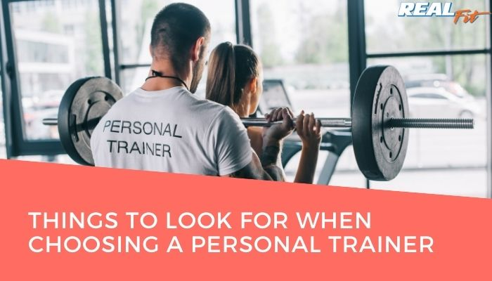Things To Look For When Choosing A Personal Trainer