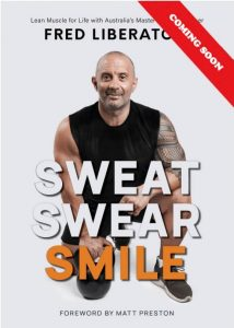 sweat swear smile - coming soon