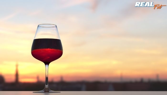 wine and weight loss