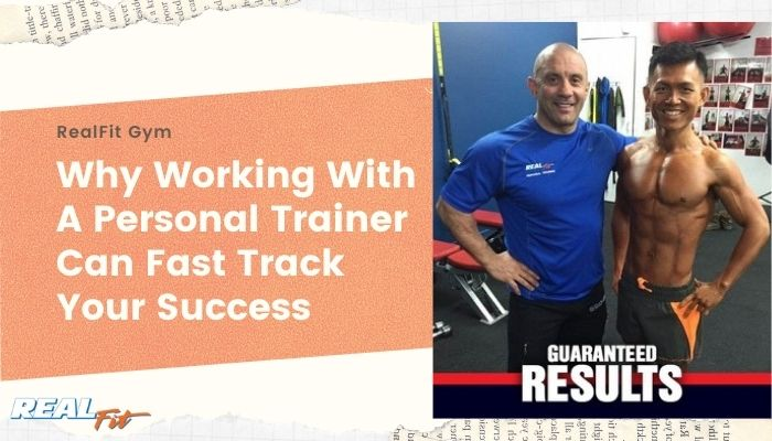 personal trainer can fast track your success