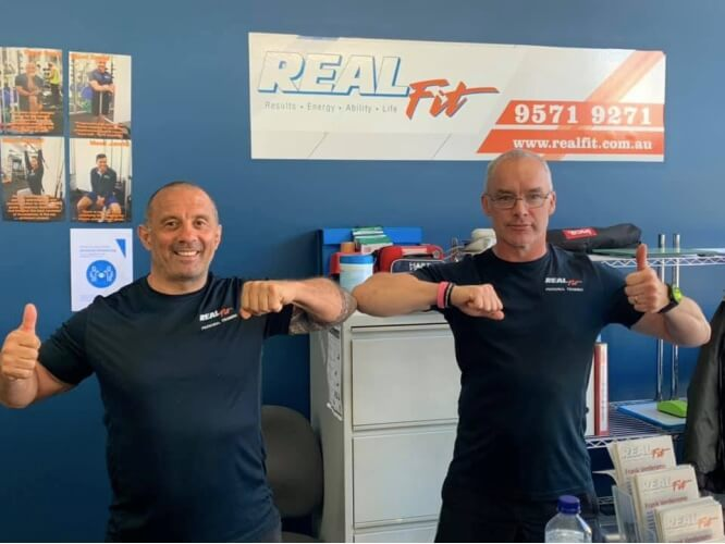 personal training studio and gym melbourne