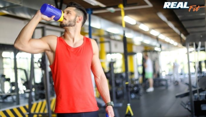 drink carbs and protein