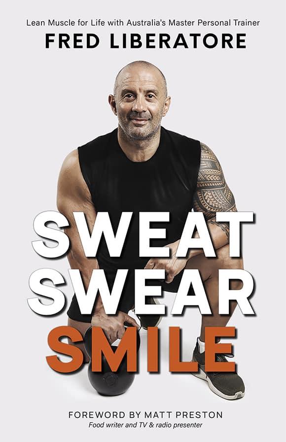sweat swear smile fred